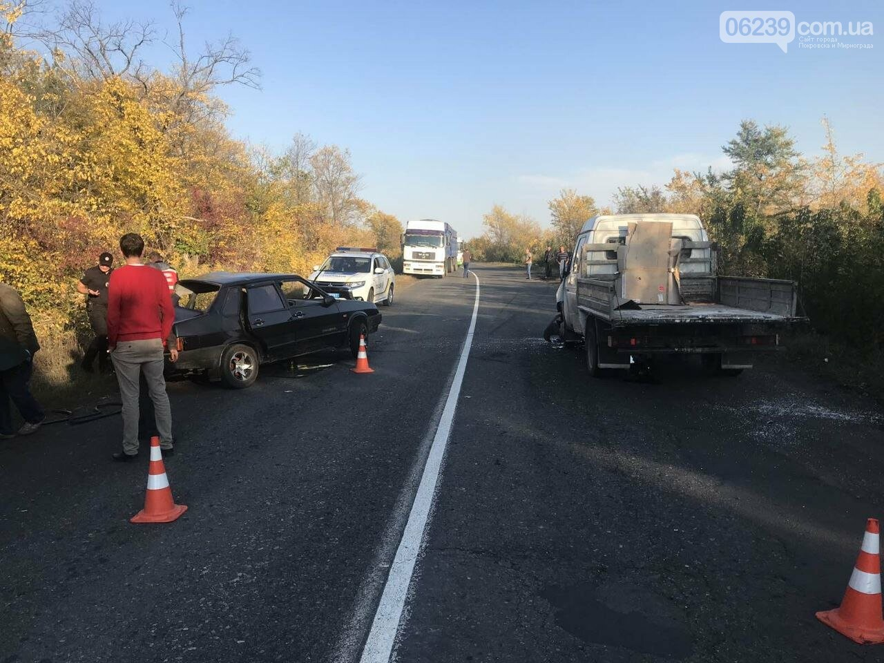 В Покровском районе произошло смертельное ДТП: погиб 26-летний парень , фото-1