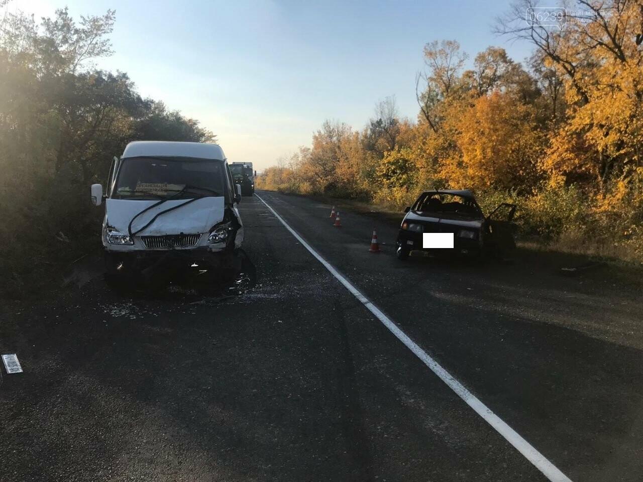 В Покровском районе произошло смертельное ДТП: погиб 26-летний парень , фото-2