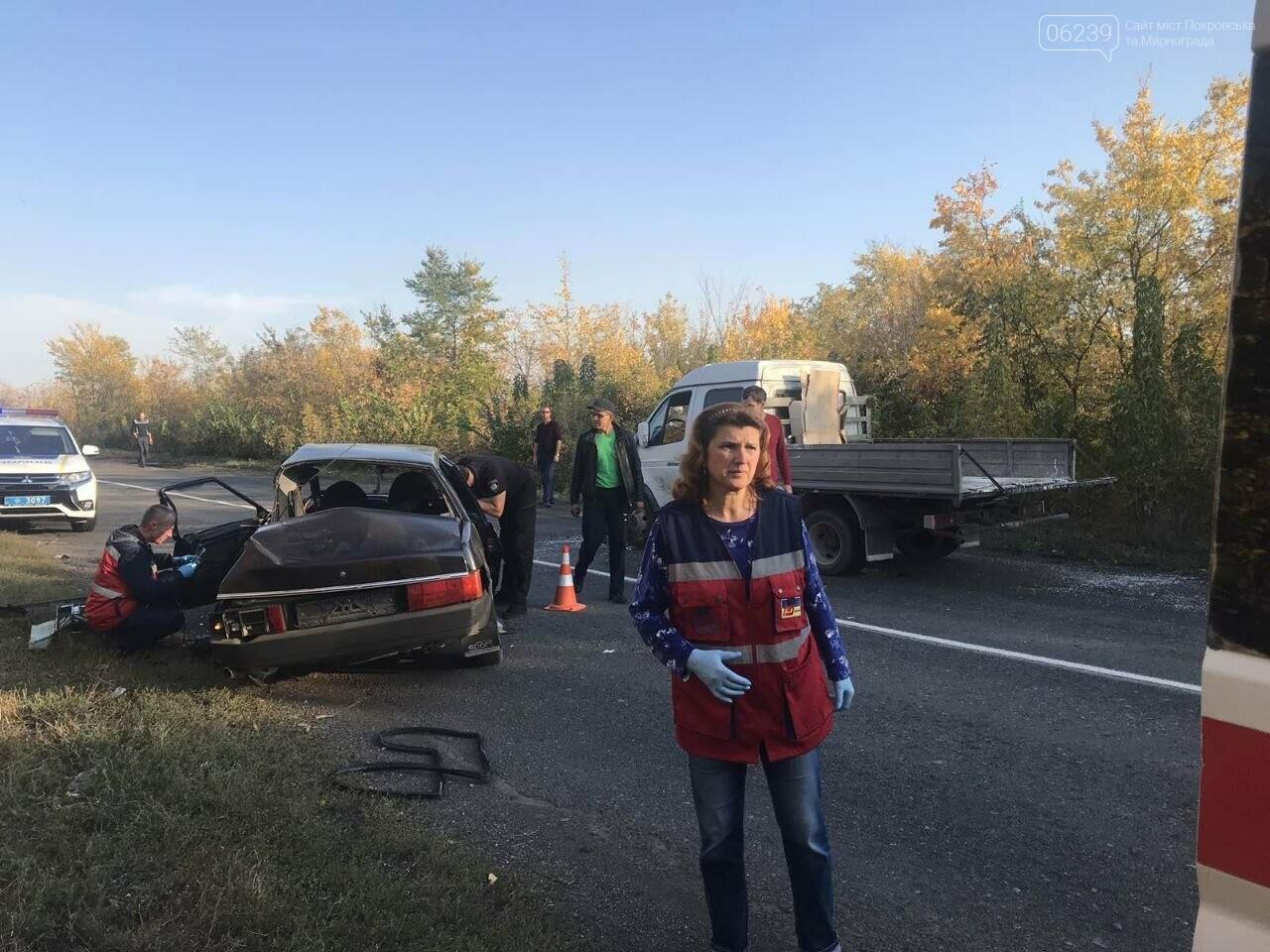 В Покровском районе произошло смертельное ДТП: погиб 26-летний парень , фото-5