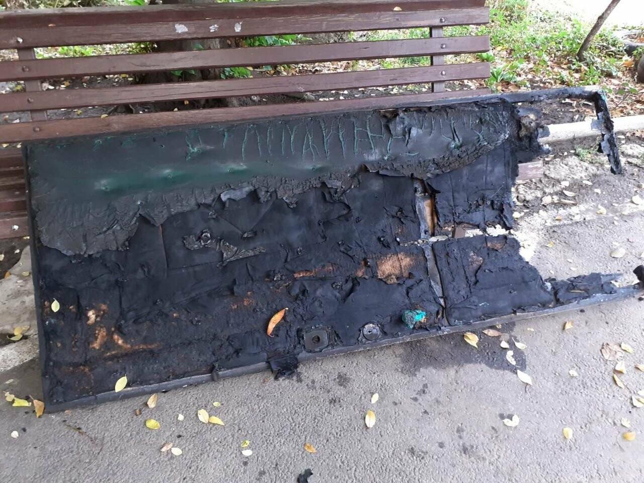 В центре Покровска горела квартира (ФОТО), фото-2