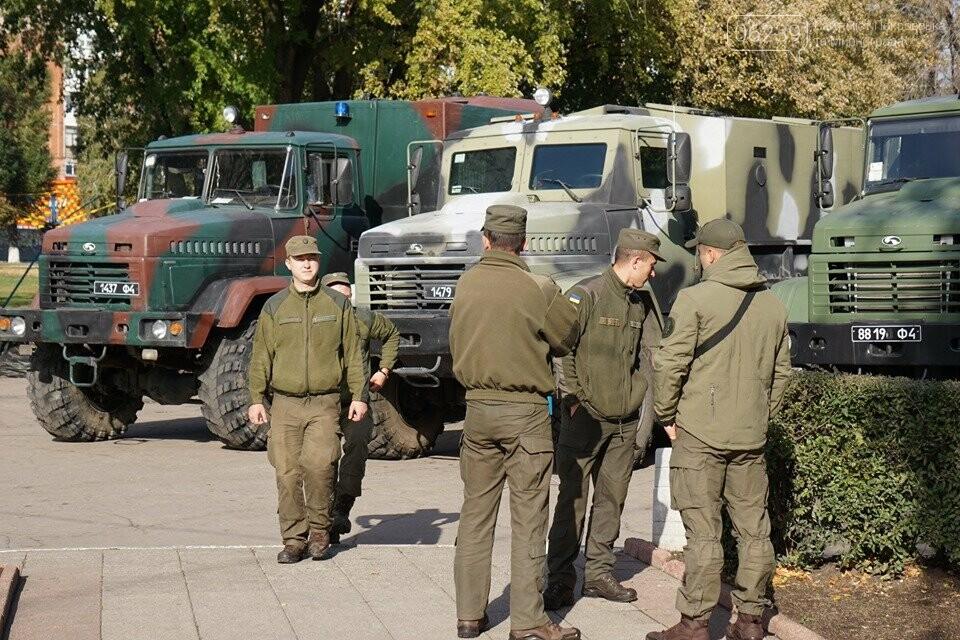 Святкова программа на честь святкування Дня захисника триває у Покровську, фото-3