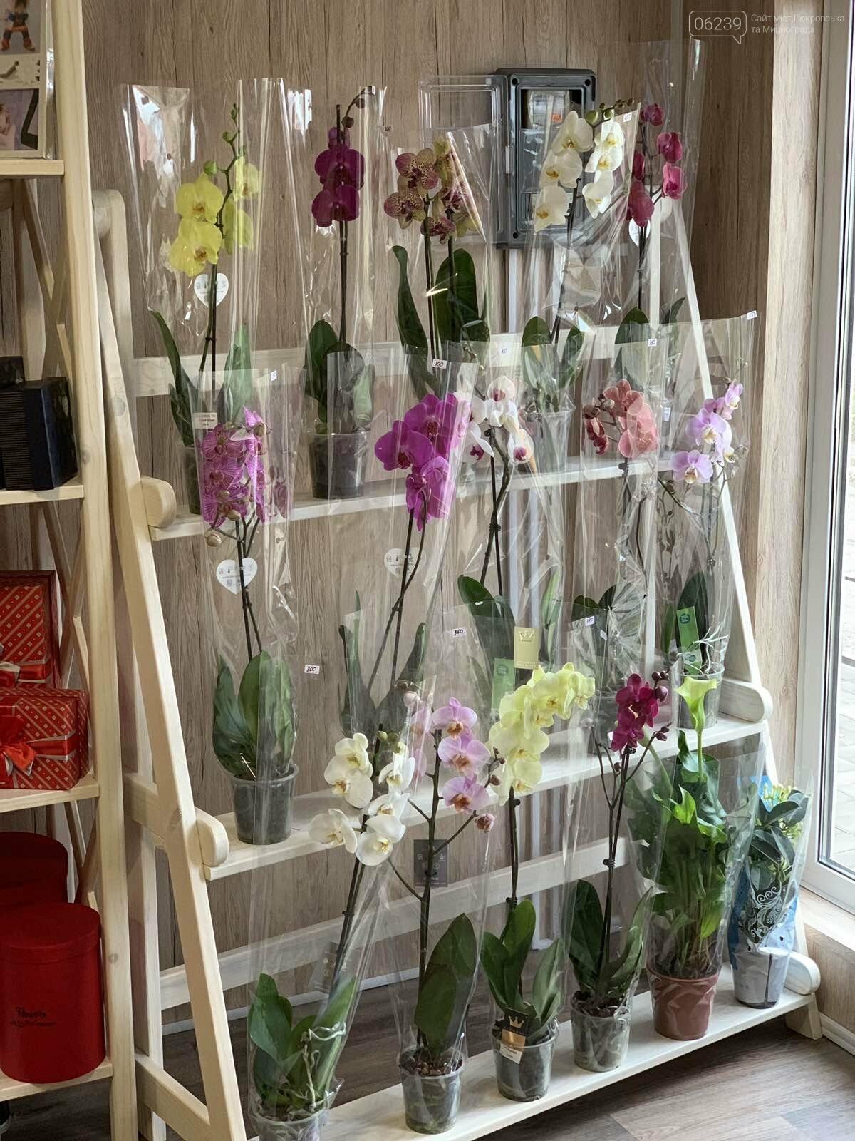"""В Покровске салон цветов """"Florika"""" удивит ценителей модных трендов во флористике, фото-6"""