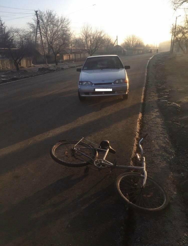 В Покровске под колеса автомобиля попал 10-летний ребенок, фото-1