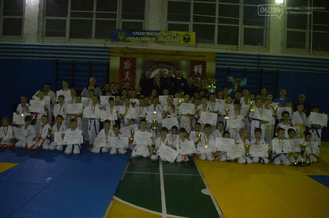 Покровские каратэки на выходных сражались на чемпионате Matsushima Cup и на открытом кубке Донетчины филиала УККА, фото-2