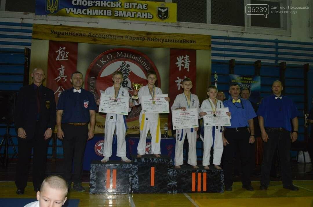 Покровские каратэки на выходных сражались на чемпионате Matsushima Cup и на открытом кубке Донетчины филиала УККА, фото-6