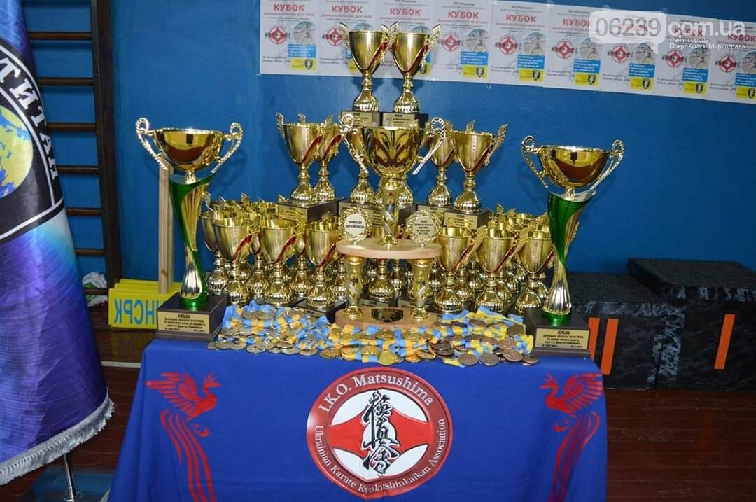 Покровские каратэки на выходных сражались на чемпионате Matsushima Cup и на открытом кубке Донетчины филиала УККА, фото-8