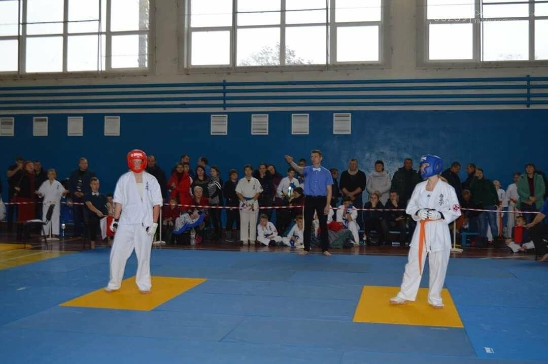 Покровские каратэки на выходных сражались на чемпионате Matsushima Cup и на открытом кубке Донетчины филиала УККА, фото-10