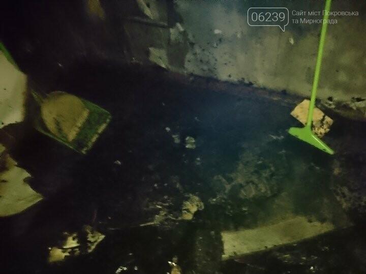 Утром в Покровском районе горела котельная, фото-2