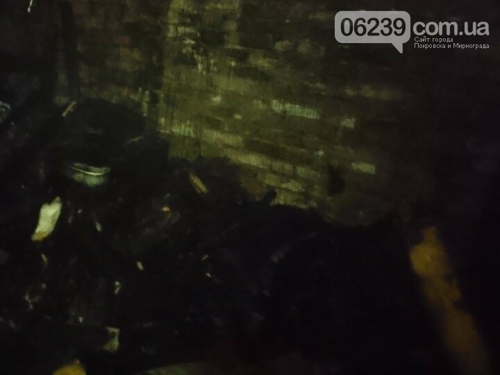 Утром в Покровском районе горела котельная, фото-3
