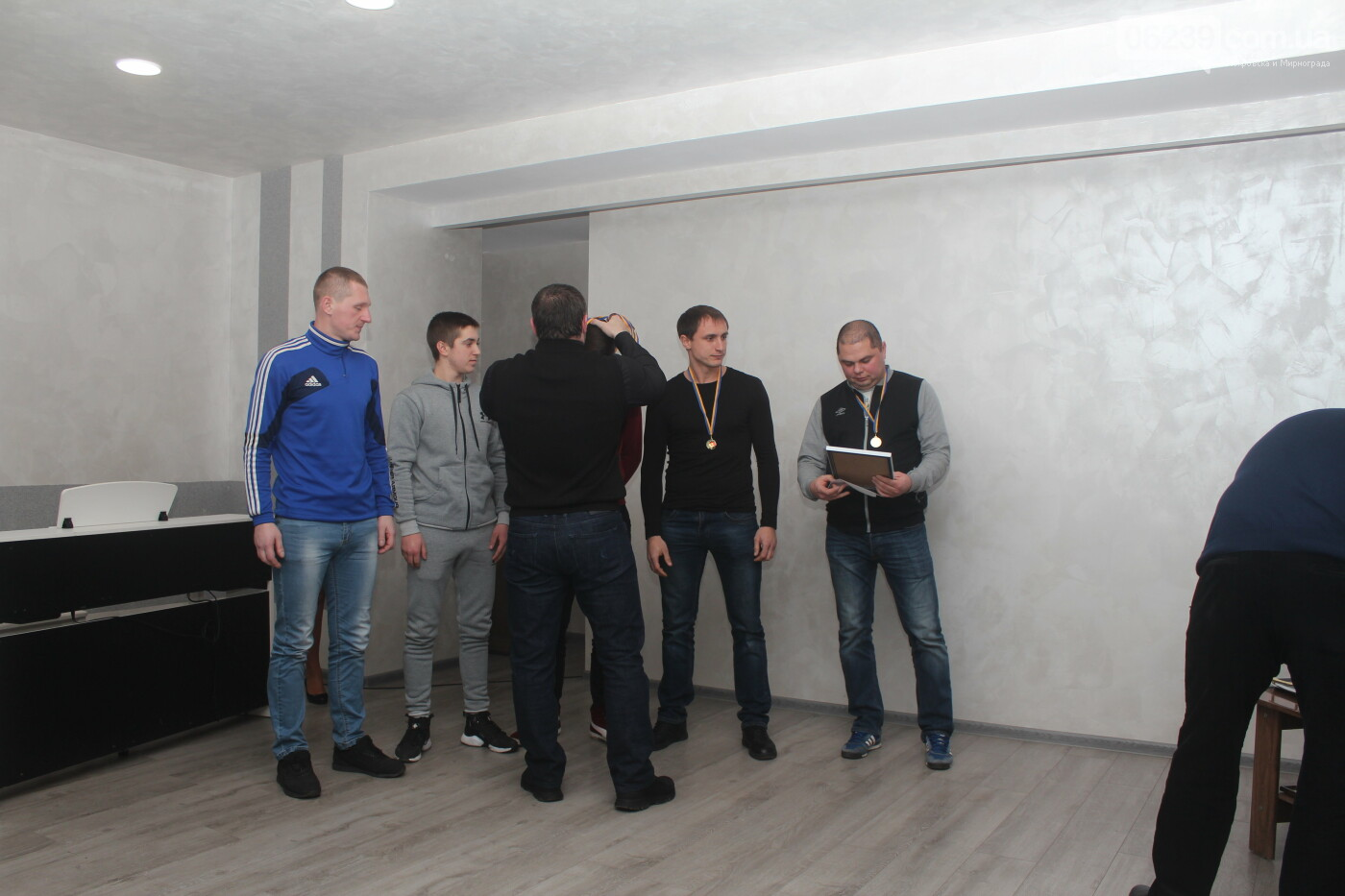 В Покровске состоялось награждение призёров открытого Чемпионата города по футболу, фото-5