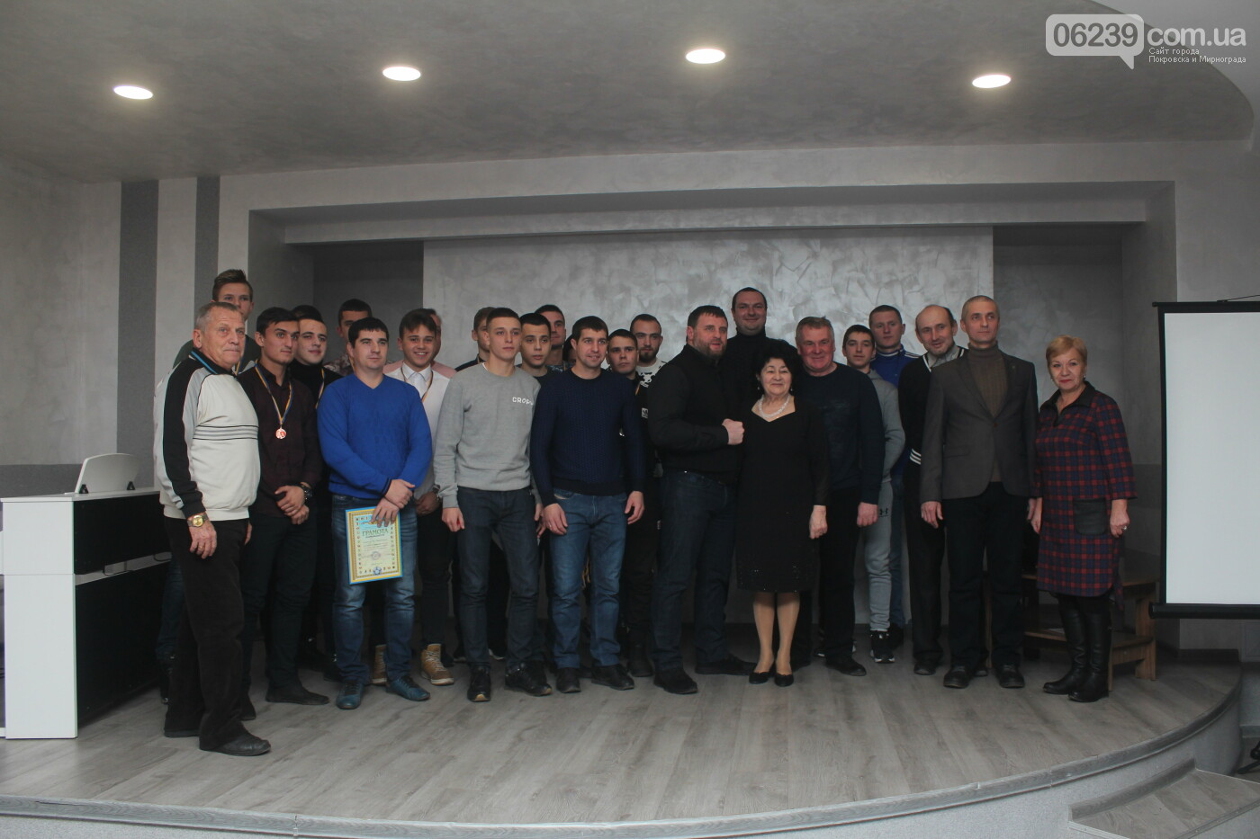 В Покровске состоялось награждение призёров открытого Чемпионата города по футболу, фото-13