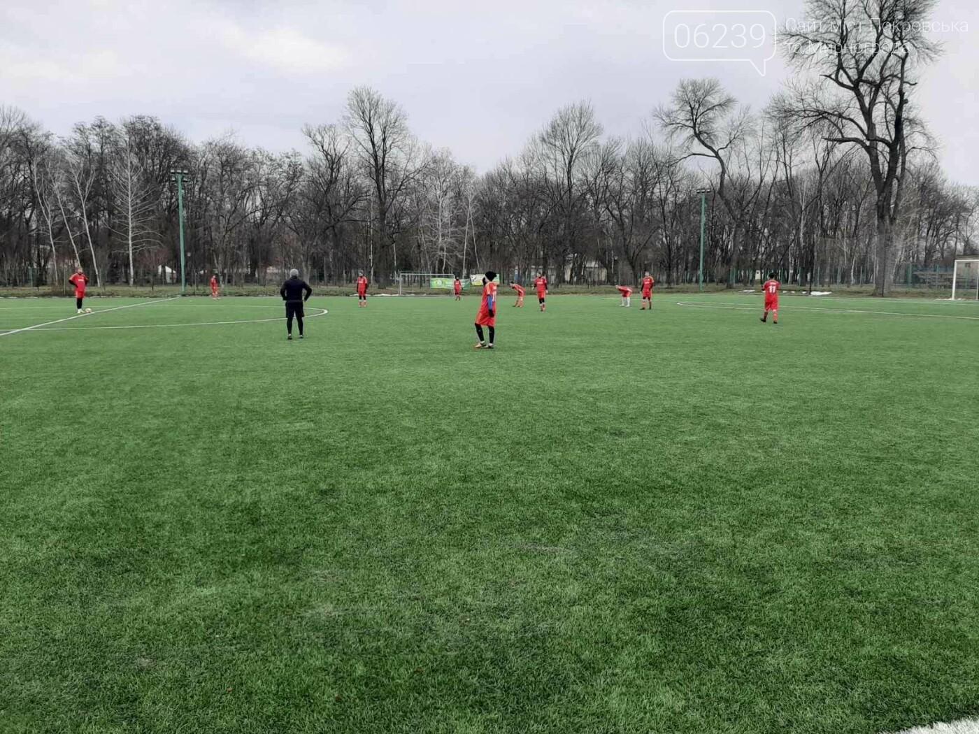 Первый блин всегда комом: ФК «Мирноград» уступил в стартовом матче зимнего первенства области по футболу, фото-3
