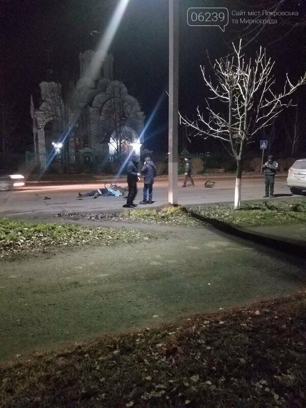 В Мирнограде под колесами авто погиб велосипедист, фото-3