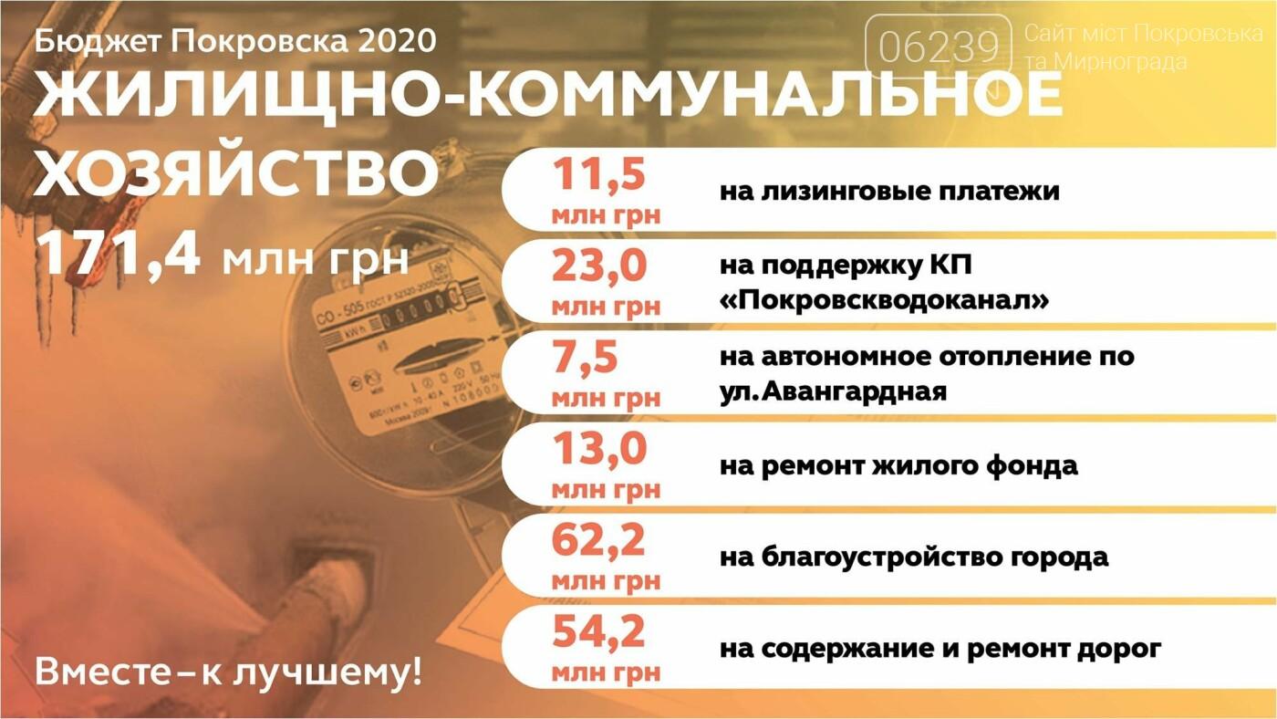 В Покровске утвердили бюджет-2020: решили меньше тратить на праздники и пиар, фото-6