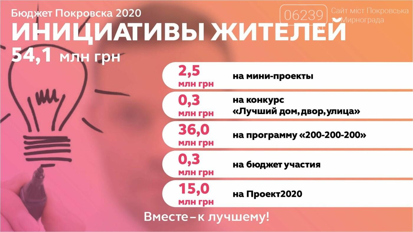 В Покровске утвердили бюджет-2020: решили меньше тратить на праздники и пиар, фото-7