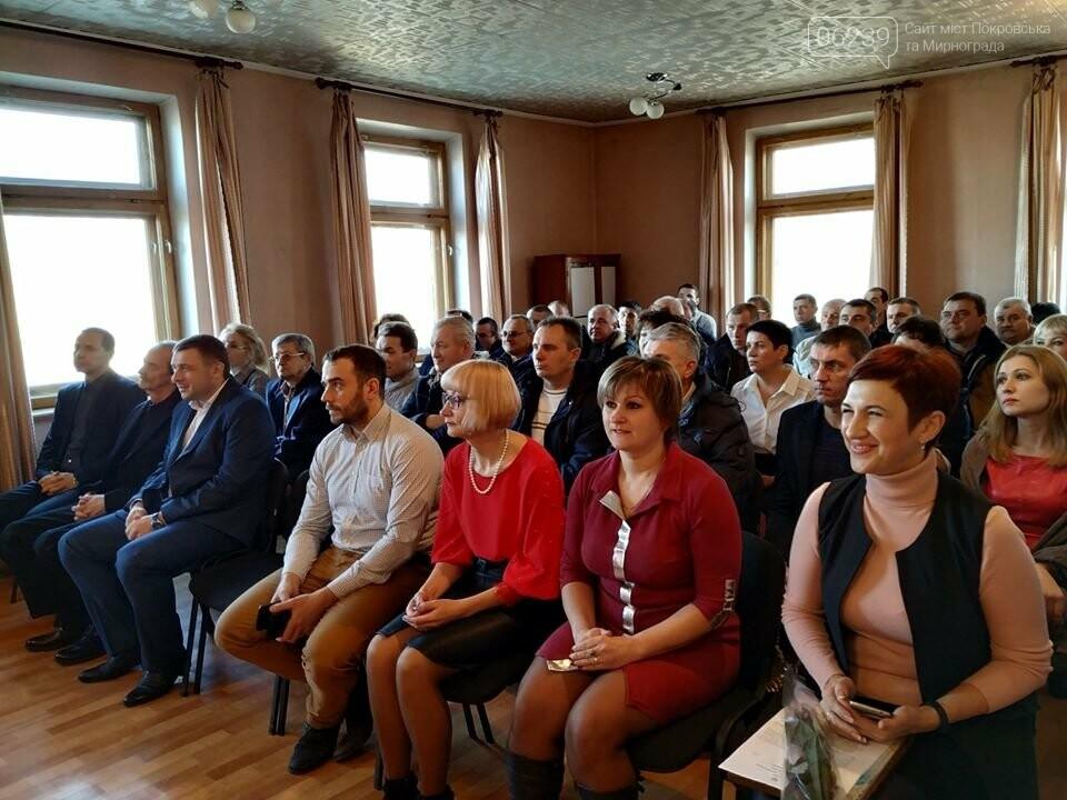 Работников энергетической промышленности Покровска и Мирнограда поздравили с профессиональным праздником , фото-2