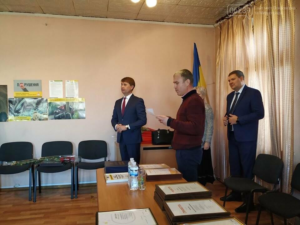 Работников энергетической промышленности Покровска и Мирнограда поздравили с профессиональным праздником , фото-3