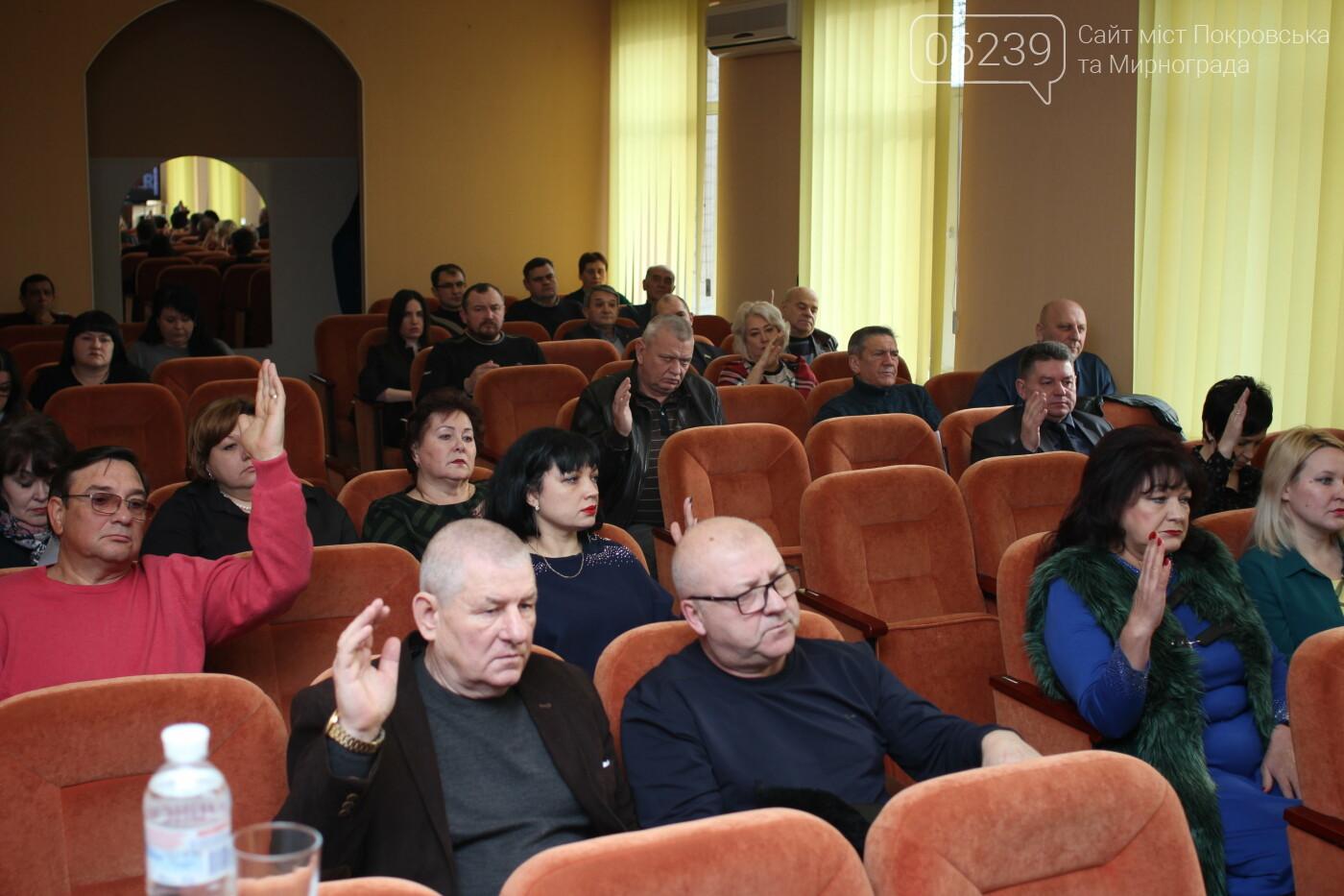 Принят бюджет Мирнограда на 2020 год, фото-3