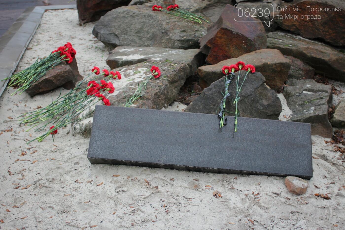 В Мирнограде почтили память воинов-афганцев, фото-3