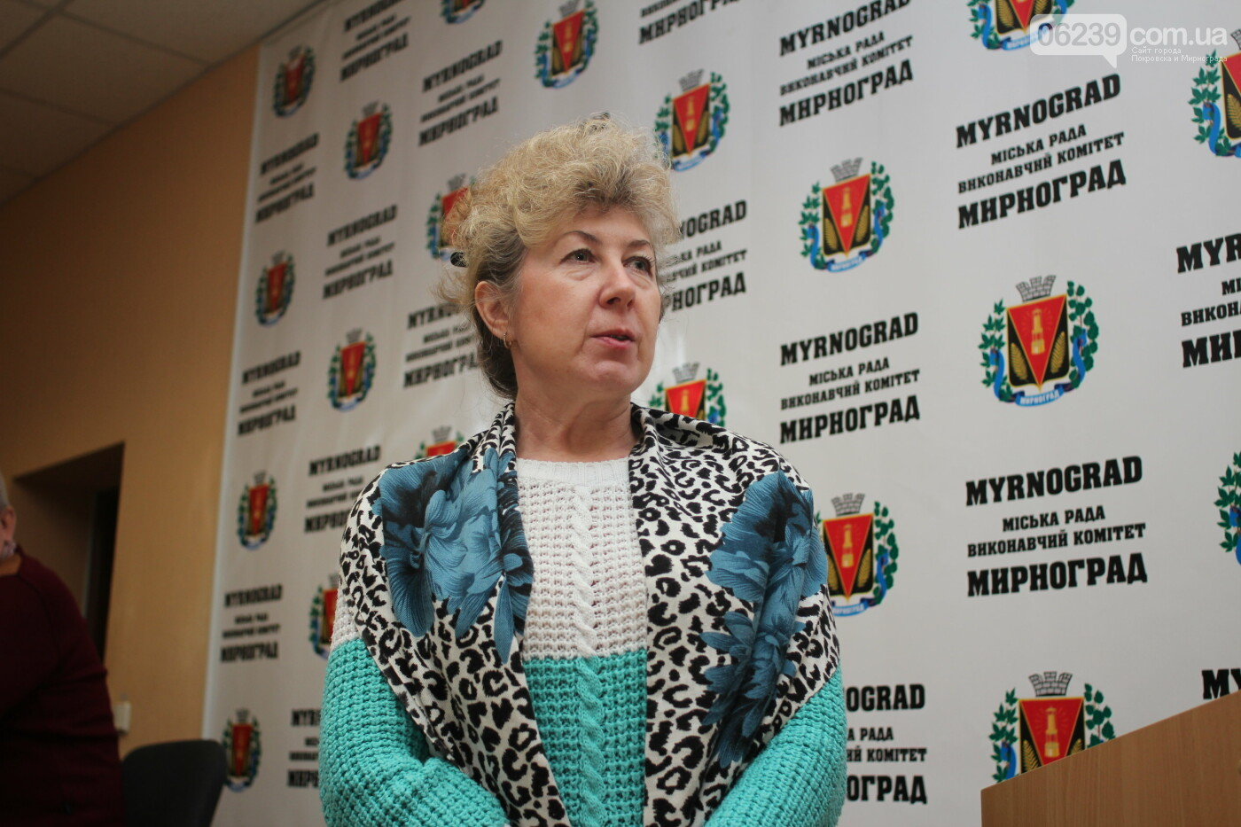 В Мирнограде представили и.о. начальника Отдела здравоохранения городского совета , фото-1