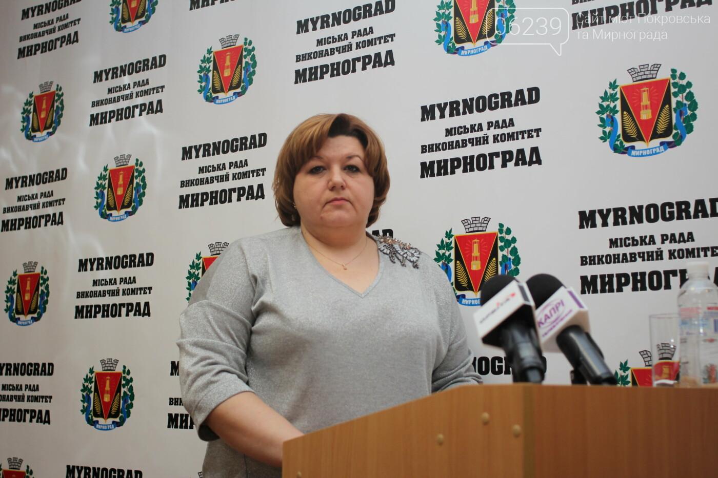 Изменения в бюджете и новый начальник отдела здравоохранения: в Мирнограде состоялась 72-я сессия горсовета, фото-5