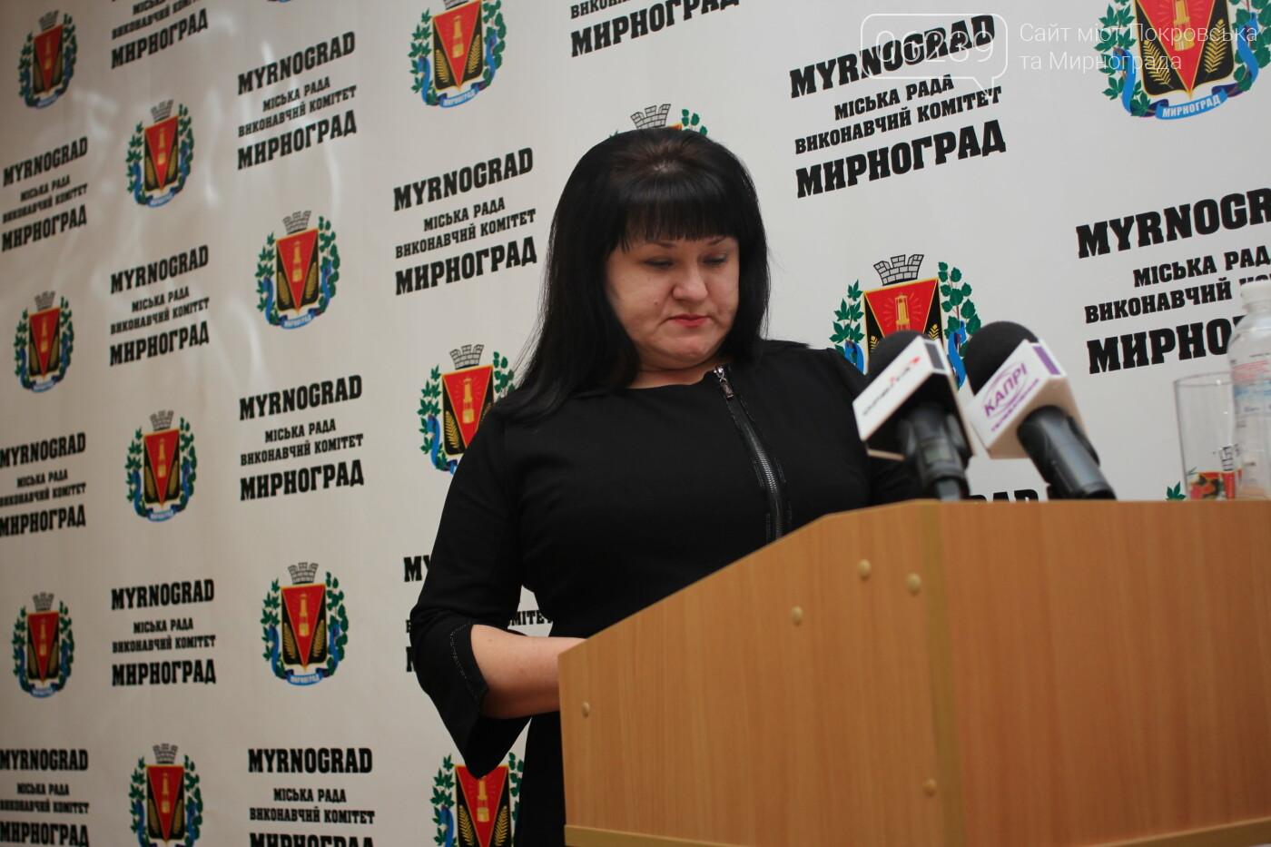 Изменения в бюджете и новый начальник отдела здравоохранения: в Мирнограде состоялась 72-я сессия горсовета, фото-7