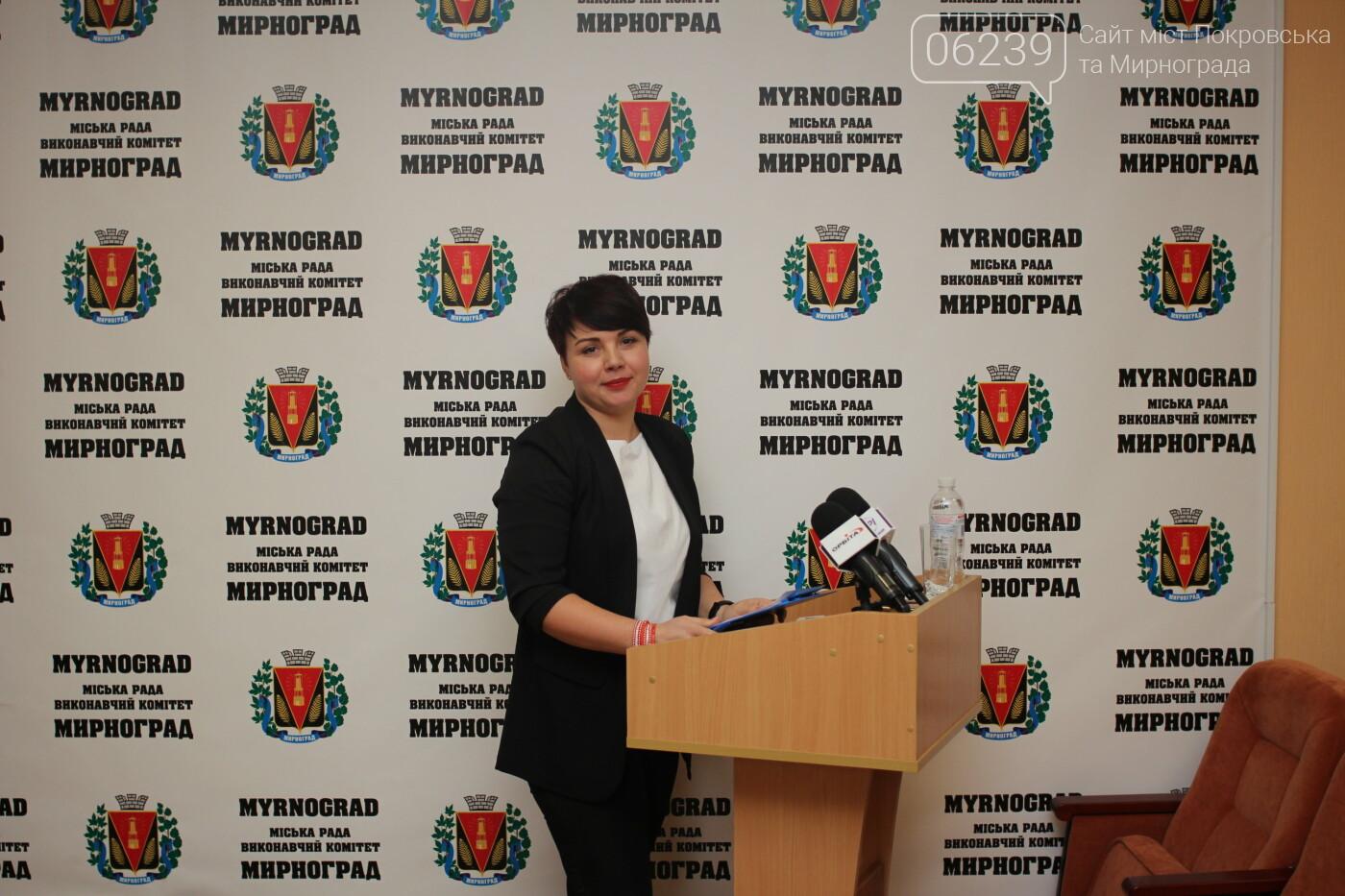 Изменения в бюджете и новый начальник отдела здравоохранения: в Мирнограде состоялась 72-я сессия горсовета, фото-8