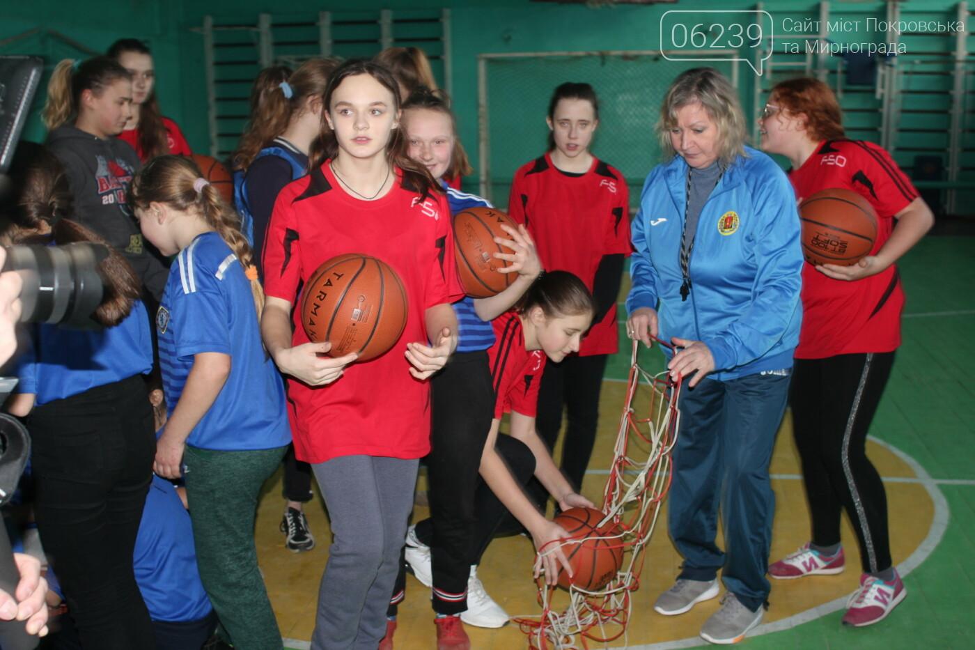 Секции Мирноградской ДЮСШ получили новый инвентарь , фото-4
