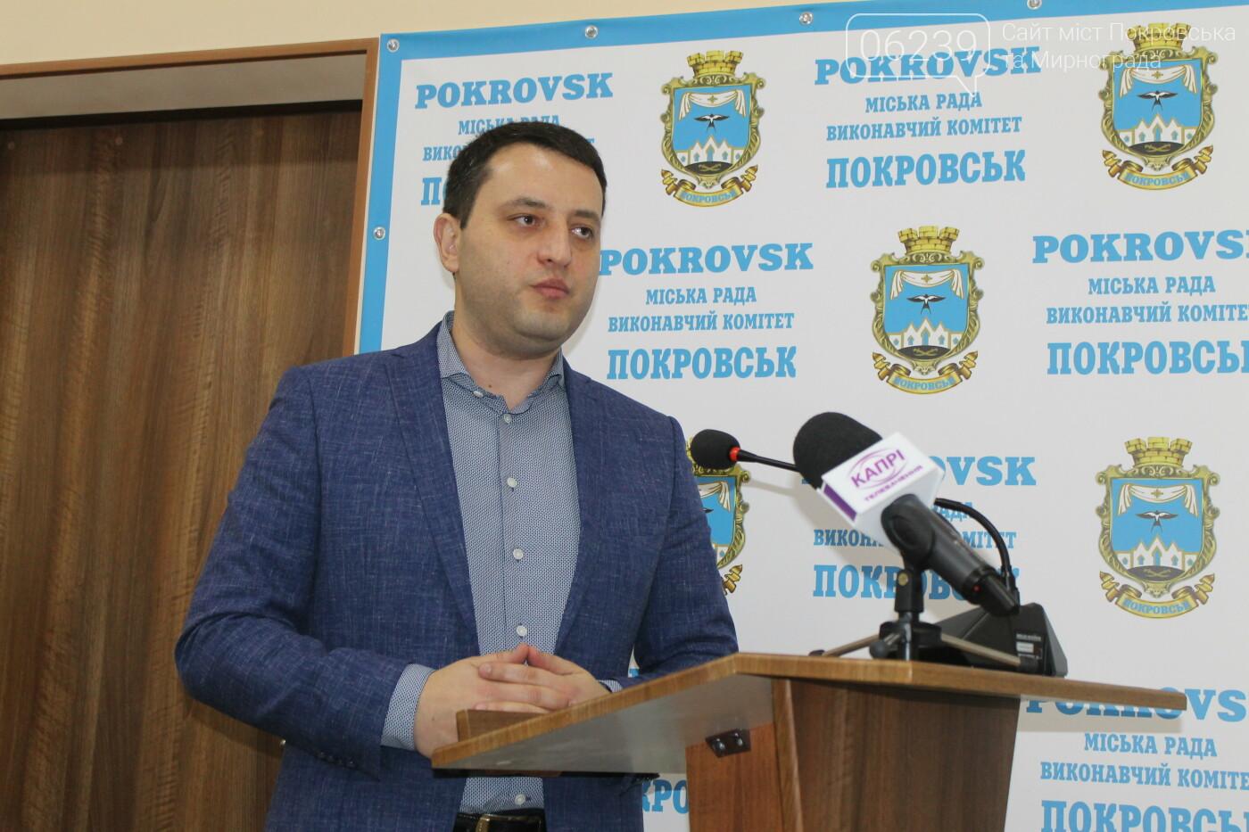 Увеличение количества чиновников: у мэра Покровска появился новый заместитель , фото-2