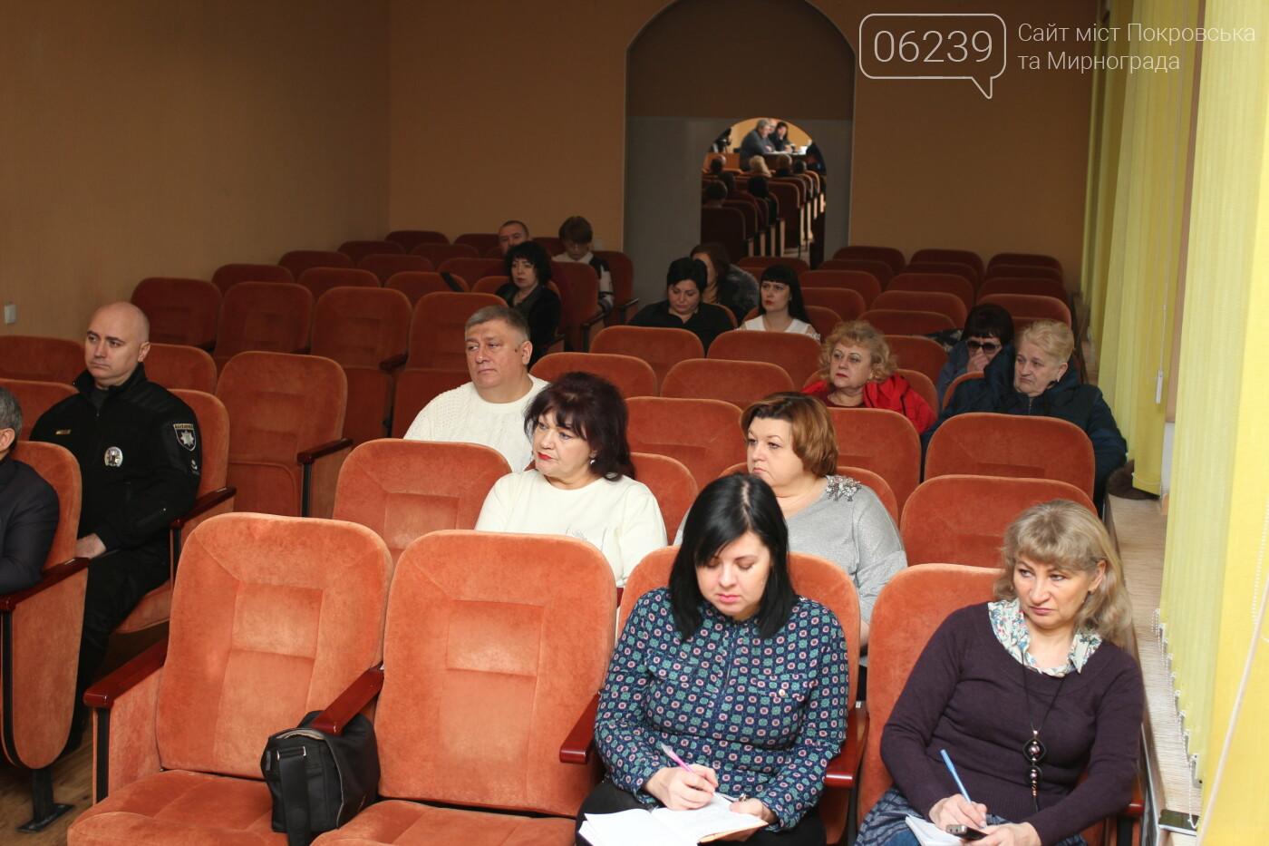 Первый заместитель главы Донецкой ОГА Игорь Мороз провел личный прием граждан в Мирнограде, фото-3