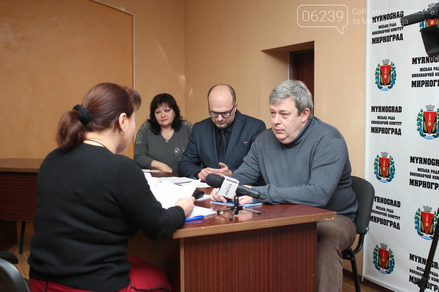 Первый заместитель главы Донецкой ОГА Игорь Мороз провел личный прием граждан в Мирнограде, фото-2