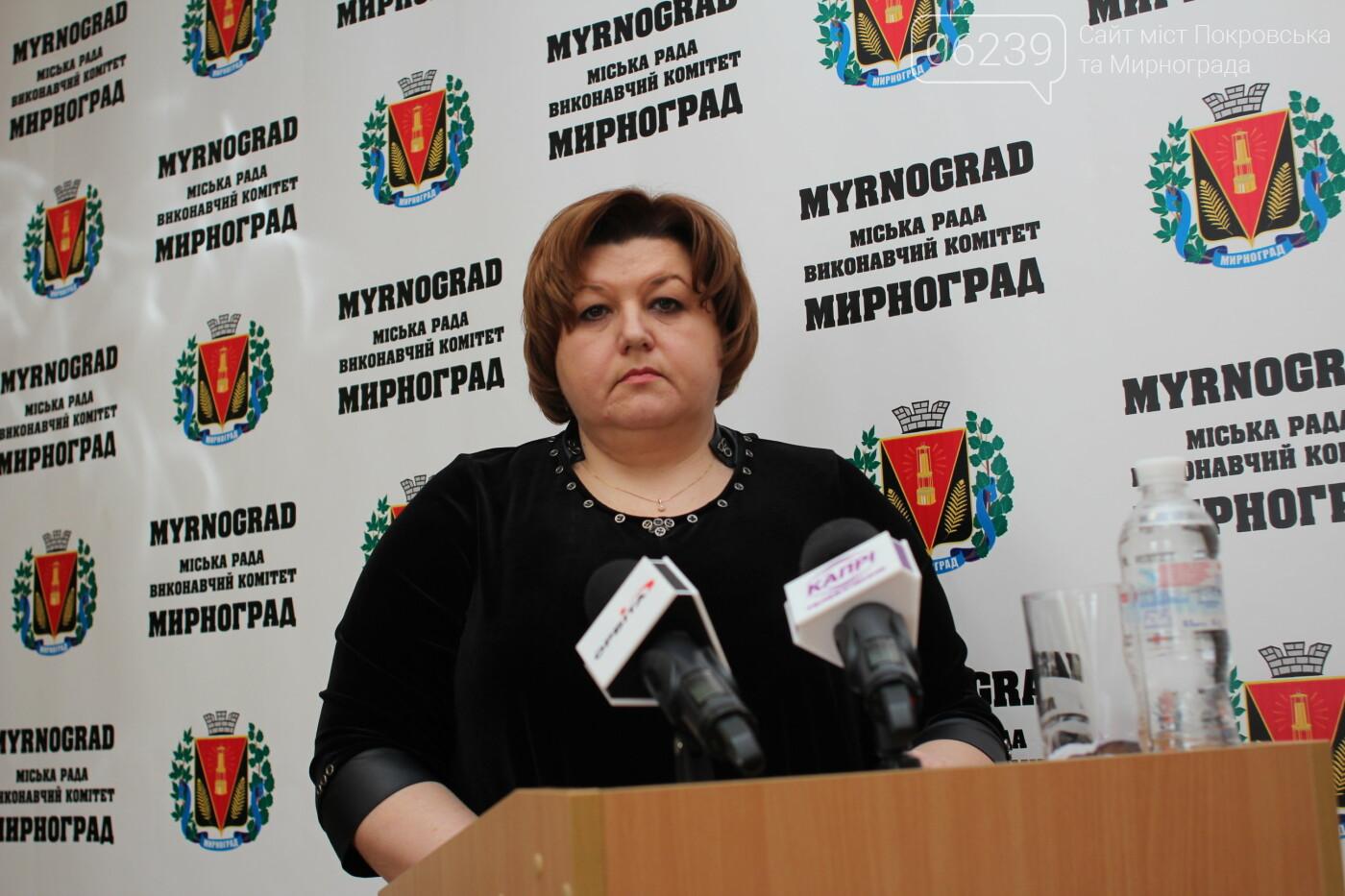 Изменения в бюджете и новый начальник отдела полиции: в Мирнограде состоялась 73-я сессия горсовета, фото-5