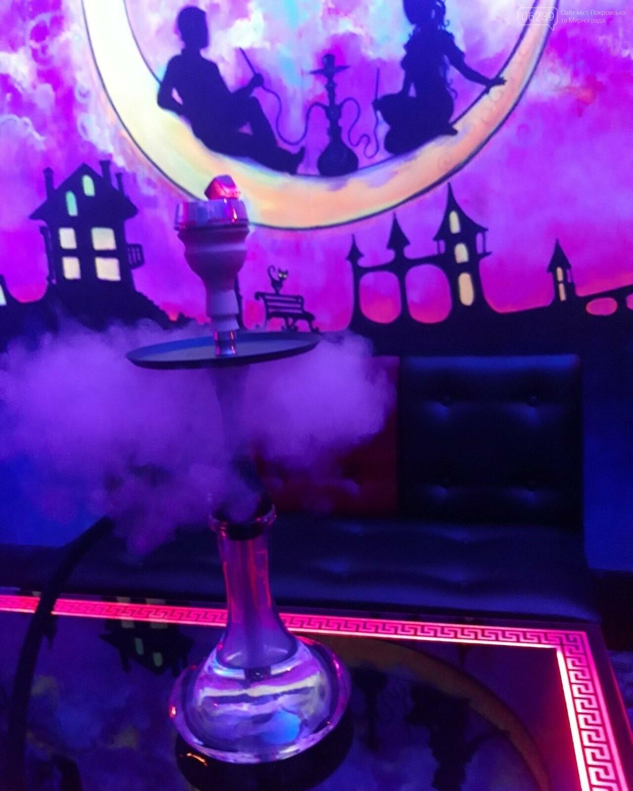 """Подымим со вкусом: в Покровске открылась новая кальянная """"SMOKY ROOM"""", фото-5"""
