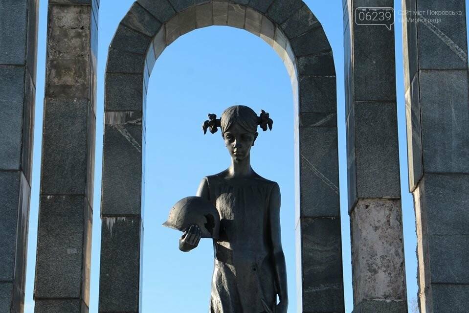 Реконструкция мемориала «Девочка» обойдётся Покровску в 9 миллионов гривен, фото-2