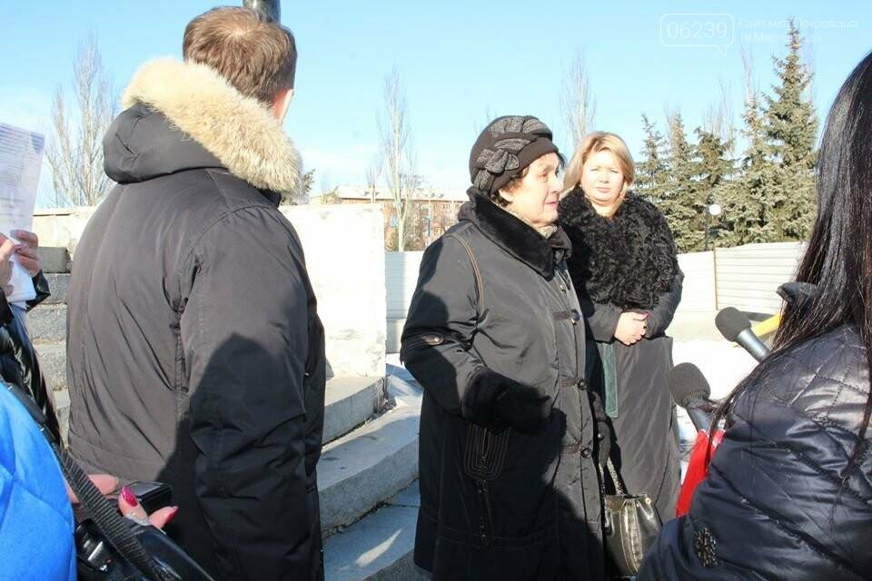 Реконструкция мемориала «Девочка» обойдётся Покровску в 9 миллионов гривен, фото-5