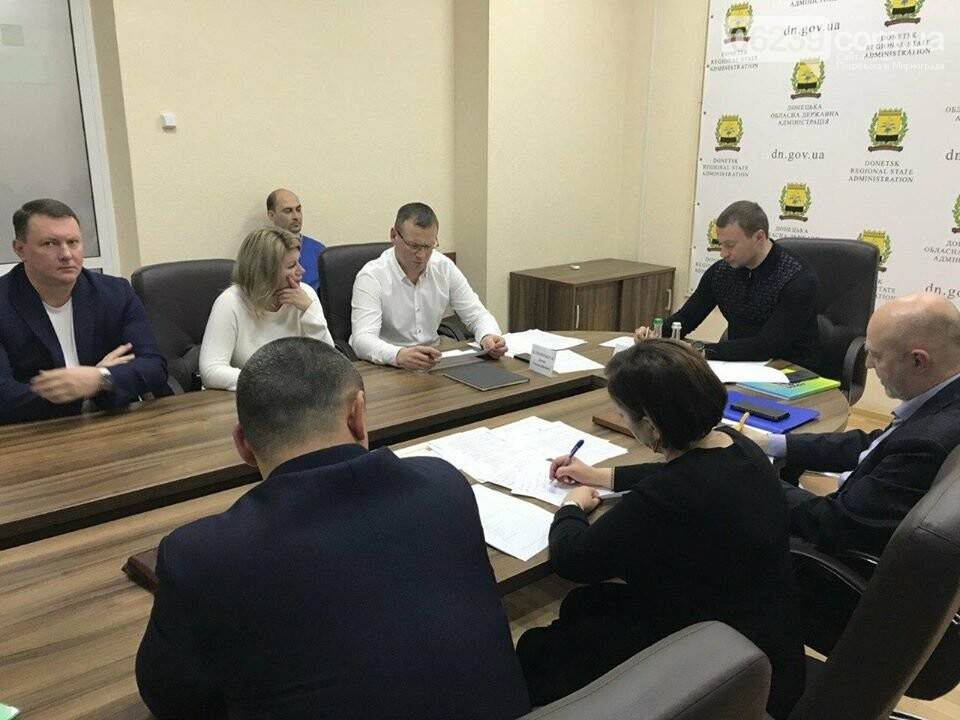 В рамках Президентской программы больницу в Покровске реконструируют , фото-2