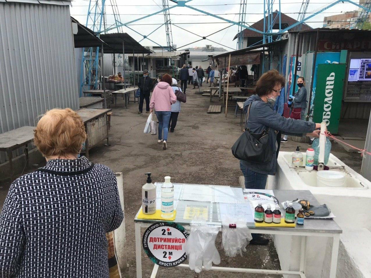 Рынки Мирнограда возобновили свою работу в условиях карантина , фото-8