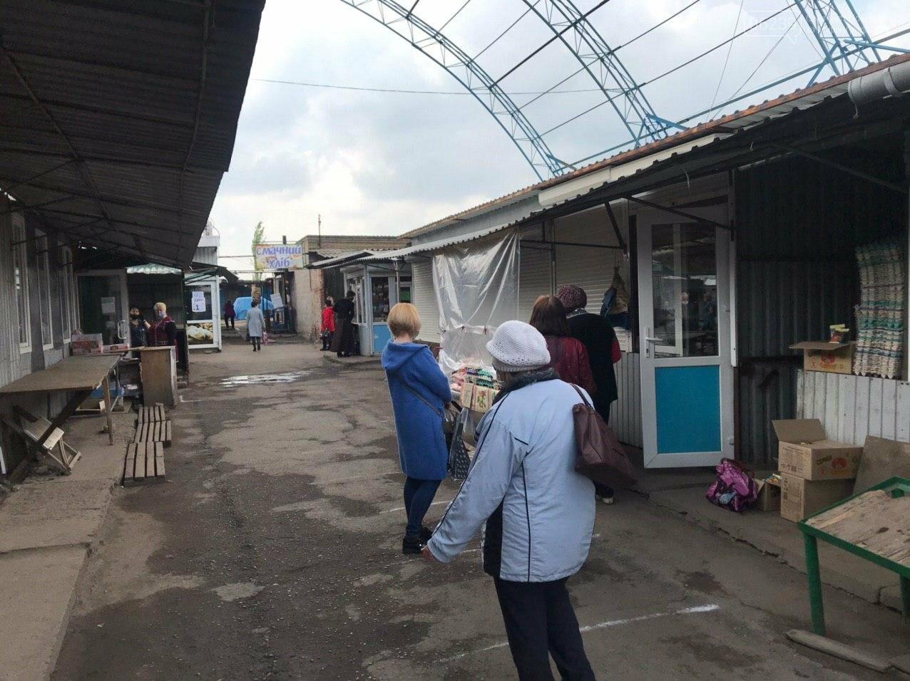 Рынки Мирнограда возобновили свою работу в условиях карантина , фото-6