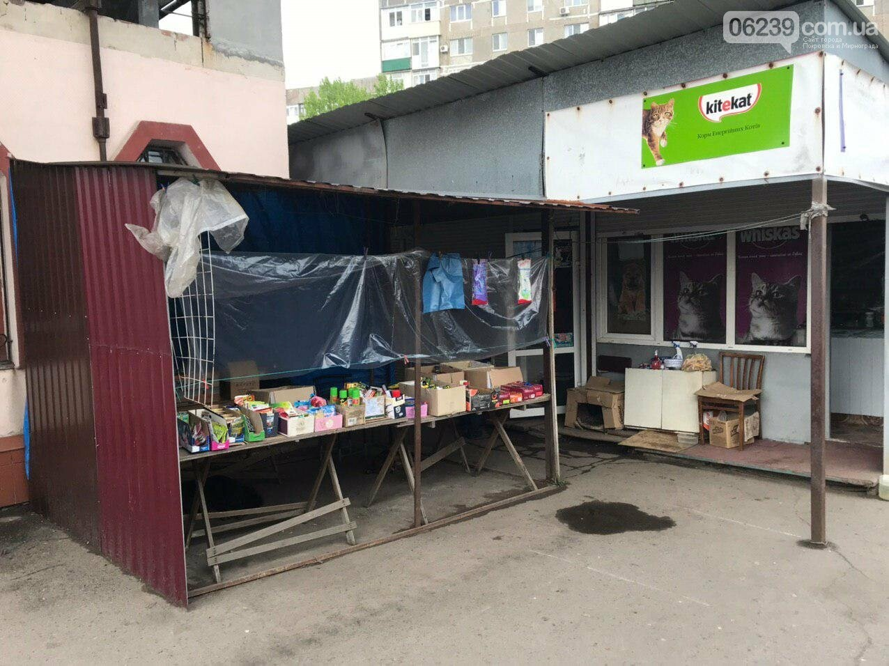 Рынки Мирнограда возобновили свою работу в условиях карантина , фото-3