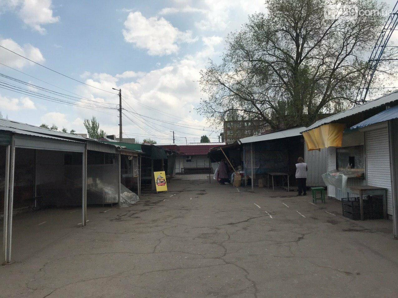 Рынки Мирнограда возобновили свою работу в условиях карантина , фото-1