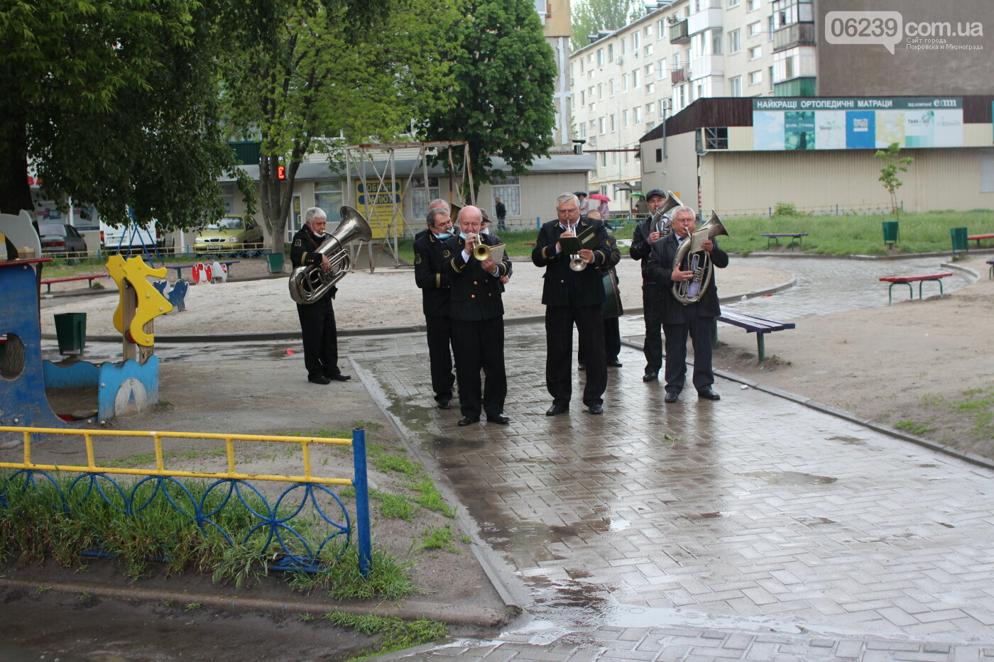 В Мирнограде отметили День победы над нацизмом, фото-7