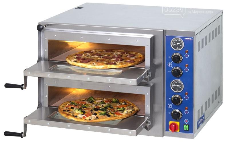 Оснащение для пиццерии: печи для пиццы в Украине и электропечь для пиццы в Киеве, фото-1