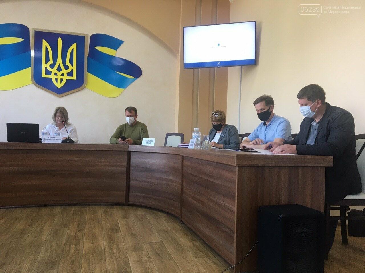 Кадровые перестановки: у Покровского городского головы новые заместители, фото-6