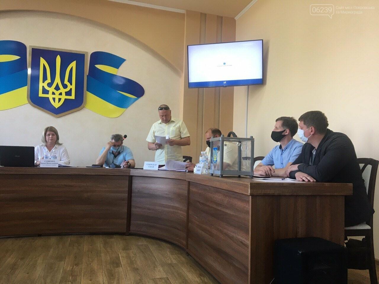 Ирина Сущенко покинула пост секретаря Покровского городского совета, фото-1