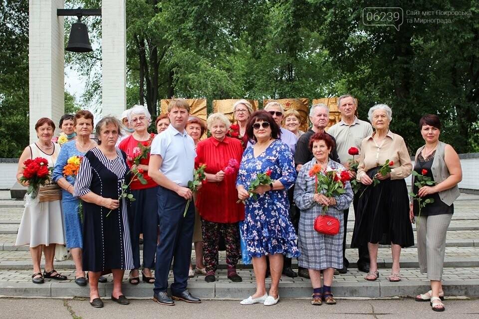 В Мирнограде состоялись мероприятия, посвященные Дню скорби и памяти , фото-2