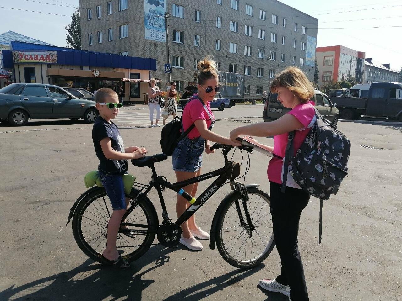 """Покровчане присоединились к акции """"Велосипедом на работу"""", фото-18"""