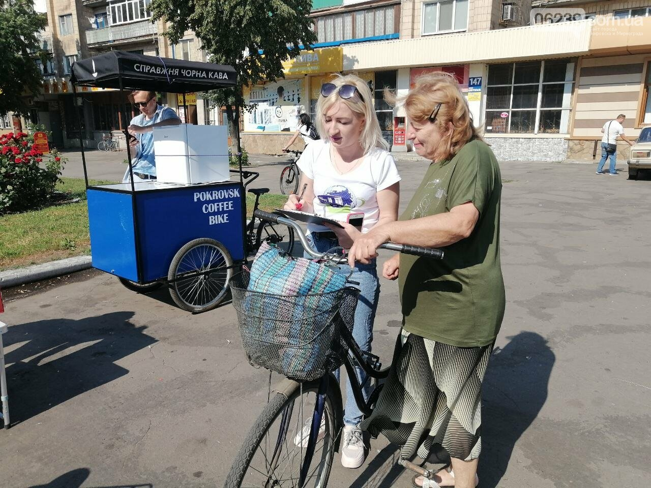"""Покровчане присоединились к акции """"Велосипедом на работу"""", фото-19"""