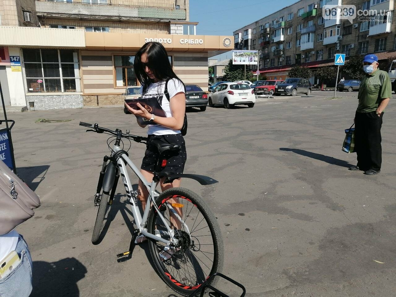 """Покровчане присоединились к акции """"Велосипедом на работу"""", фото-20"""