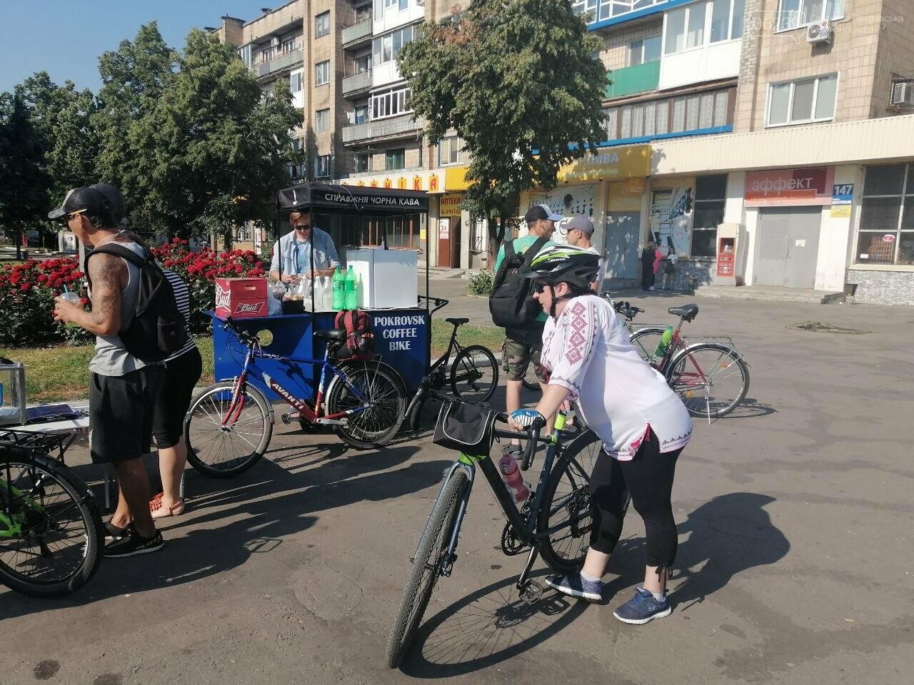 """Покровчане присоединились к акции """"Велосипедом на работу"""", фото-3"""