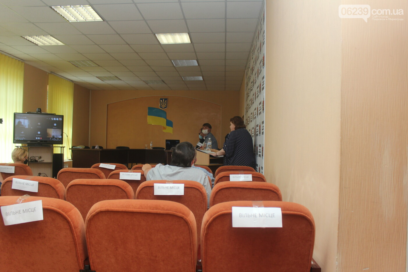 Изменения в бюджете и передача продуктов на баланс местной больницы: в Мирнограде состоялась очередная сессия горсовета, фото-6